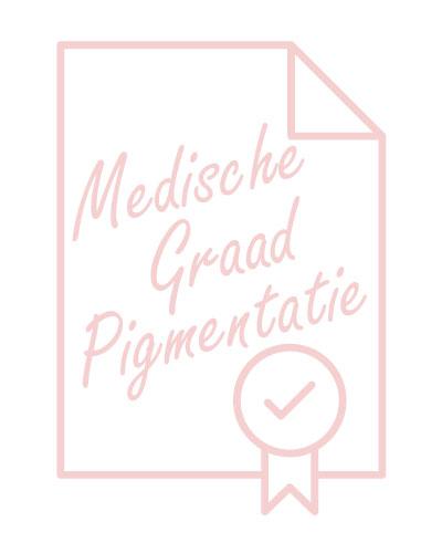 dp academy medische graad pigmentatie